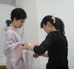 着せる技術と実践力を習得! KIMONO他装技術専門講座