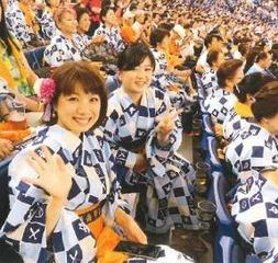 読売ジャイアンツ『応援ゆかた講座』球団オリジナル浴衣を着て野球観戦!浴衣の着方をお教えします♪西日本