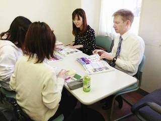 無料英会話体験レッスン♪名古屋駅すぐのスクール!