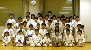 無料体験!東海市 組討道 ( 空手 道 ) スポーツ少年団