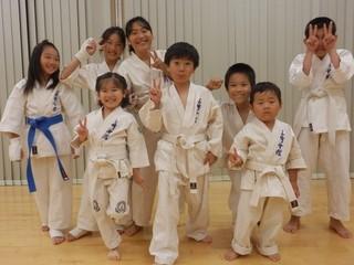 無料体験!みよし市 組討道 ( 空手道 ) スポーツ少年団