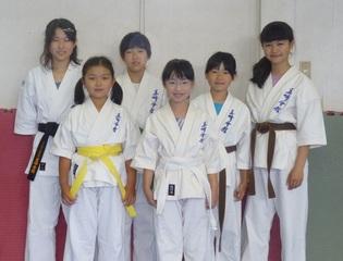 無料体験!名古屋市 組討道 ( 空手 道 ) スポーツ少年団