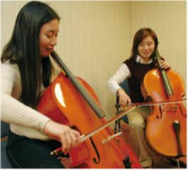【30分無料体験レッスン】チェロ◆深い音色で癒しの音楽を演奏してみませんか?