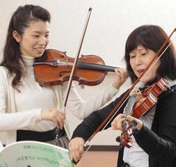 バイオリン|憧れの楽器ナンバー1!!基本から応用まで分かりやすくレッスンします。