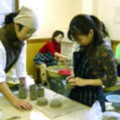 陶芸教室 会員コース、月2回コース、チケット会員コース(火曜、水曜、金、土)