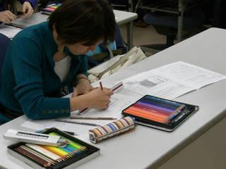 カラーコーディネーターコース(色彩検定試験対策)