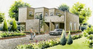 インテリア・建築パースコース(インテリアプランナー資格対策/教育訓練給付金対象)