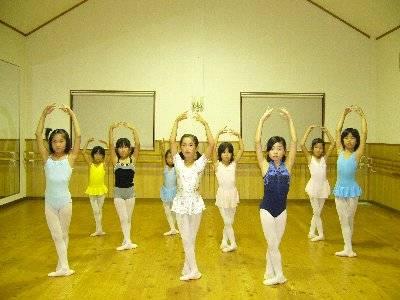 松井久美子バレエスタジオ