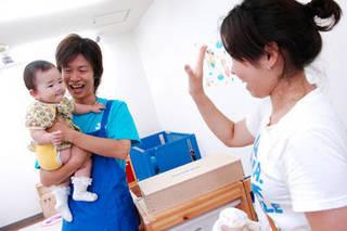 【静岡 こども系セミナー】赤ちゃんの心を育むノンオイルタッチケア