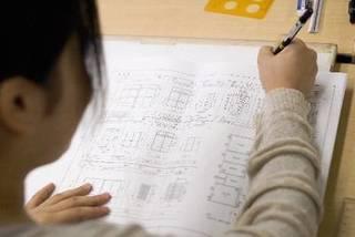 【製図を通して建築・インテリア設計ノウハウを習得します】初めての人のための基礎製図(建築編)
