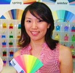 色彩検定 3級+2級講座 名古屋 全国でも数少ない「優秀奨励賞」受賞の輩出実績スクール(合格保証付)