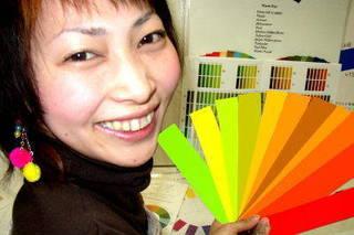 色彩検定資格 3級+2級集中対策講座 福岡