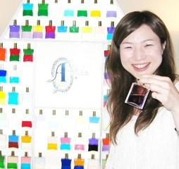 初めの一歩に♪ カラーセラピーの 魅力や癒しの仕事が、楽しくわかる カラーの説明会講座です。 名古屋