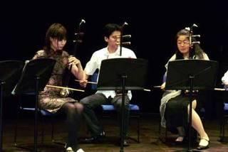 今人気の中国楽器 二胡コース