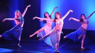 伏見で☆魅惑のベリーダンス☆【エルメスダンスカンパニー】