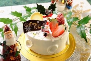 12/13(土)パティシエに学んで作ろう!X'masケーキ!