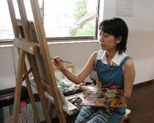 一般絵画コース(デッサン・水彩・油絵・パステル)