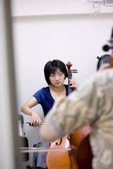 深く甘い音色が魅力 蒲田音楽学園のチェロコース