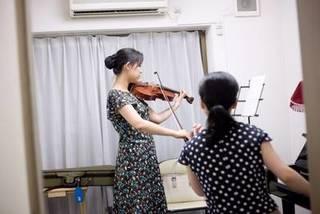 奏でる楽しさを実感★蒲田音楽学園バイオリンコース