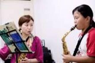 幅広い年代で人気!サックスコース  蒲田音楽学園