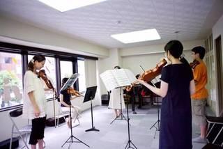 大人のバイオリンアンサンブル 蒲田音楽学園