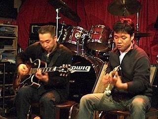 ジャズ・ギター通信通学併用コース