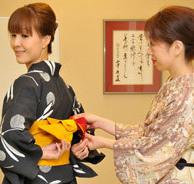 きもの着装の基本を学ぶ! きものレッスン入門コース (全12教程)