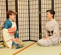 きものと礼法の2つの資格を同時に取得できる♪ きもの&礼法プロ養成コース(全160教程)