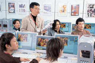 DTPデザイナー養成コース/教育訓練給付金指定講座