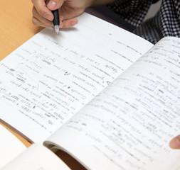 小中学生通信作文添削学習 基礎力は作文から