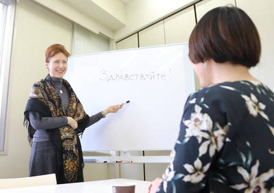 資格・ビジネスに強い外国語スクールアイザック