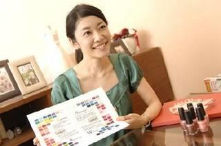 ICD認証カラーアナリスト講座 Advance