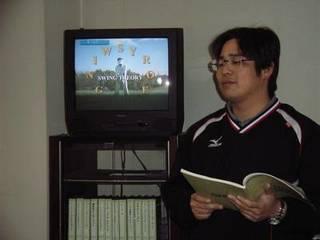 神宮外苑 ミズノ1000円体験レッスン
