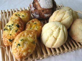 手作りの美味しさを実感するパンコース