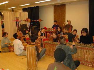 インドネシア・バリ島のガムラン★初心者も大歓迎!