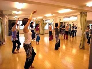★体験★ベリーダンス