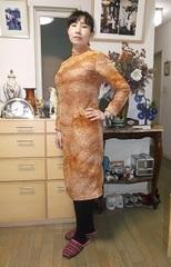 自分の体型にピッタリで憧れのお洋服をつくりませんか