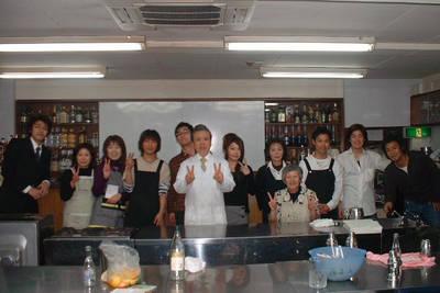 日本バーテンダースクール・日本カフェフードスクール