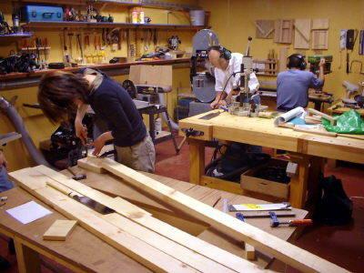 みんなの木工房 DIY好き。