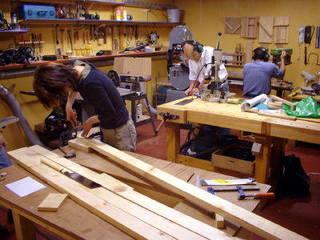 電動工具の使い方を覚えて【木の家具】を作ろう
