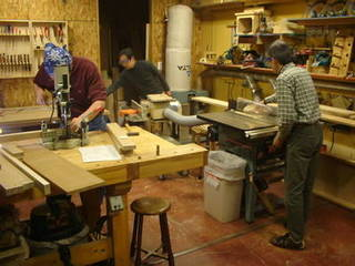 自分で設計した家具を木材で作る【電動工具の使い方講習】