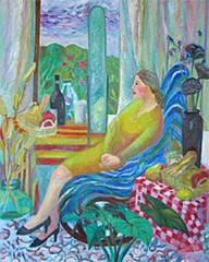 【感性と知識を磨きながら楽しく制作】oilpainting class~絵画科油画クラス(一般部)~