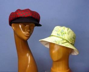 好きな布で作る帽子24種類マスターコース(初等科)