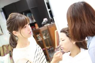 ★【トータルコース】初心者からヘアメイクアーティストに!