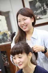 ★【セレクトコース】4回完結 ヘアを学ぶ!