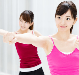 ダイエットもしたい女性には最強の呼吸法が習える空手!【女性の入会金無料キャンペーン中】