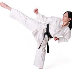 女性限定★空手レッスンの1か月トライアルコース[ヨガの呼吸法も学べる]