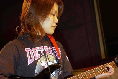 音楽学校 INXS