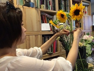 【月替わりのお花レッスン】1DAYレッスンコース♪♪