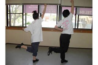 初心者歓迎楽しくtap dance!